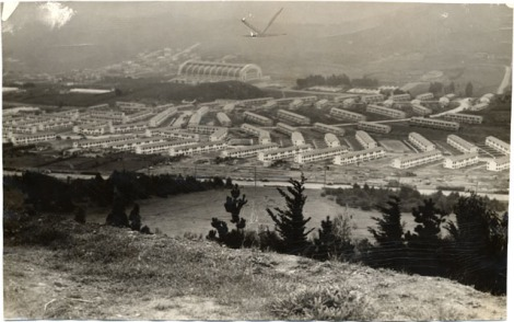 Synnydale housing project, San Francisco, 1941 (SF Public Library)